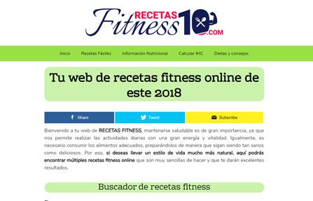 logo recetasfitness10