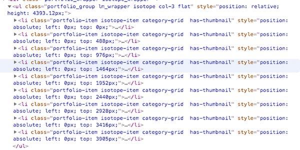 Error de Betheme fichero CSS