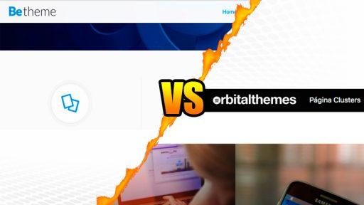 Plantilla Betheme vs Orbital Theme
