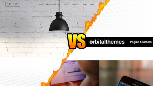 Bridge Theme vs Orbital Theme