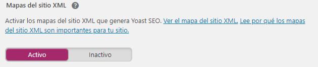 añadir sitemap wordpress