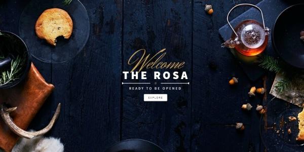 Las mejores plantillas de WordPress Premium: Rosa