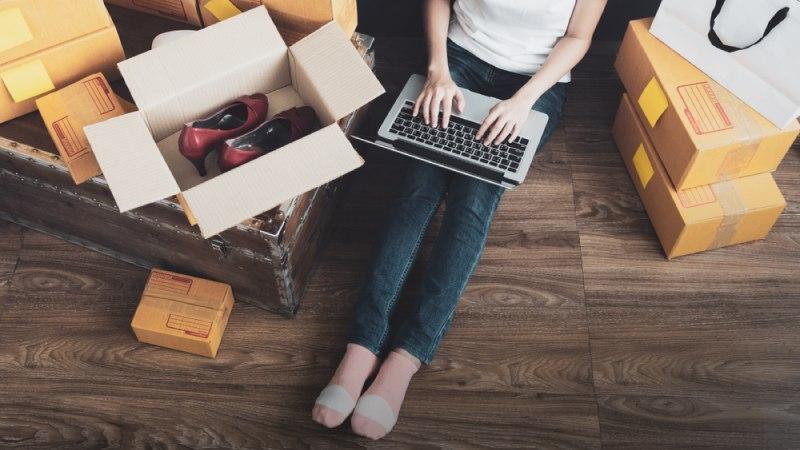 ganar dinero por internet vendiendo productos online
